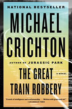 The Great Train Robbery book cover