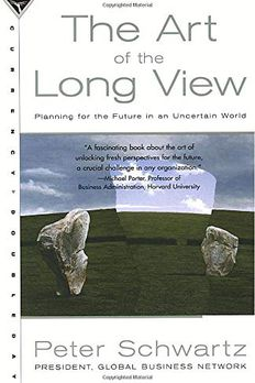 The Art of the Long View book cover