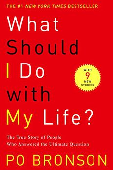 What Should I Do with My Life? book cover