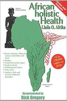 African holistic Health book cover
