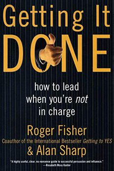 Getting It Done book cover