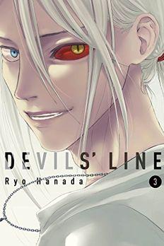 Devils' Line, Vol. 3 book cover