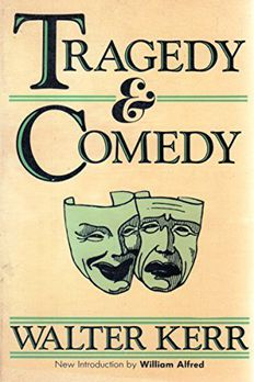 Tragedy And Comedy book cover