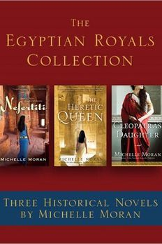 The Egyptian Royals Collection book cover