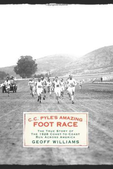 C.C. Pyle's Amazing Foot Race book cover
