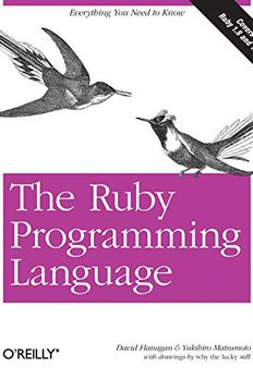 The Ruby Programming Language book cover