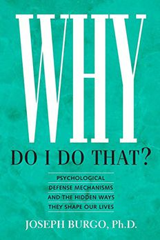 Why Do I Do That? book cover