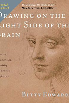 Drawing on the Right Side of the Brain book cover