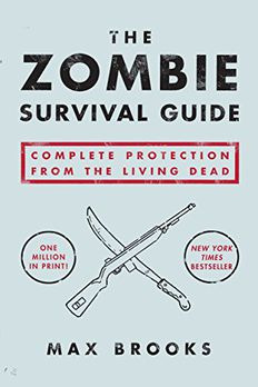 The Zombie Survival Guide book cover