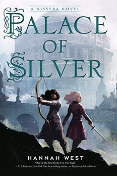 Palace of Silver book cover
