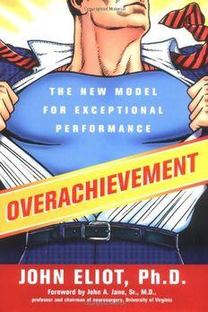 Overachievement book cover