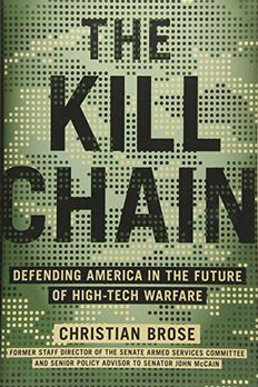 The Kill Chain book cover