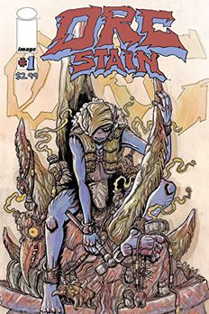 Orc Stain, Vol. 1 book cover