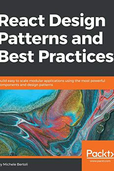 React Design Patterns and Best Practices book cover