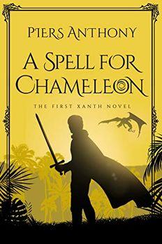 A Spell for Chameleon book cover