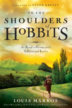 On the Shoulders of Hobbits book cover