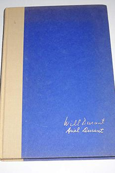 Will & Ariel Durant book cover