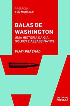 Balas de Washington book cover