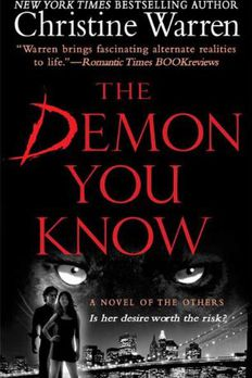 The Demon You Know book cover