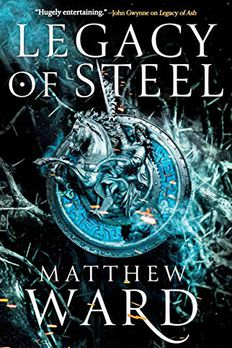 Legacy of Steel book cover