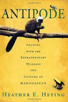 Antipode book cover