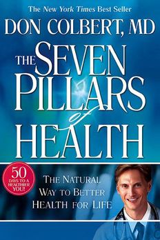 Seven Pillars Of Health book cover
