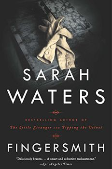 Fingersmith book cover