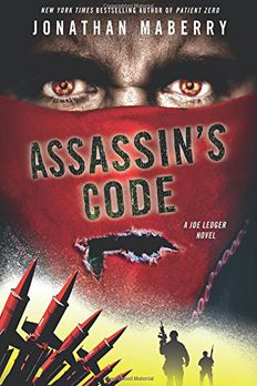 Assassin's Code book cover