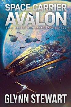 Space Carrier Avalon book cover