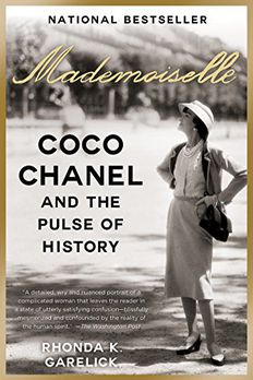 Mademoiselle book cover