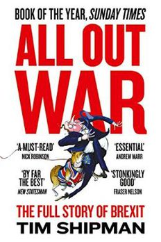 All Out War book cover