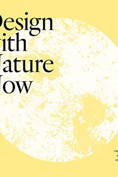 Design with Nature Now book cover