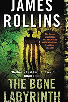 The Bone Labyrinth book cover