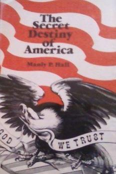 The Secret Destiny of America book cover