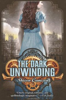 The Dark Unwinding book cover