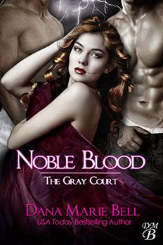 Noble Blood book cover