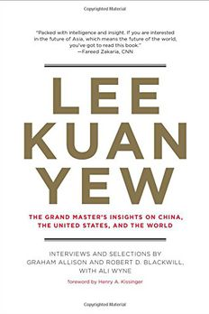 Lee Kuan Yew book cover