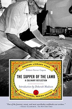 The Supper of the Lamb book cover