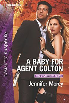 A Baby for Agent Colton book cover