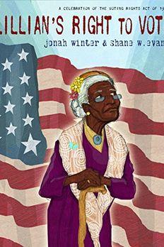 Lillian's Right to Vote book cover