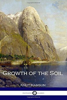 Growth of the Soil book cover