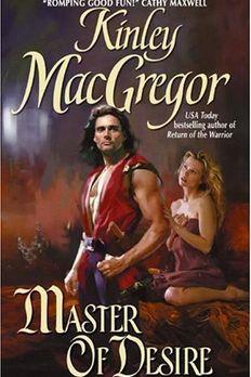 Master of Desire book cover