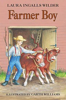 Farmer Boy book cover