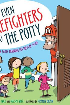 Even Firefighters Go to the Potty book cover