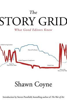 The Story Grid book cover