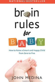 Brain Rules for Baby book cover
