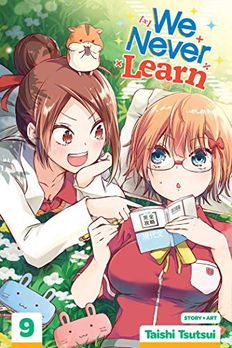We Never Learn, Vol. 9 book cover