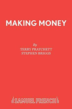 Making Money book cover
