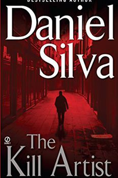 The Kill Artist book cover
