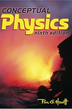 Conceptual Physics 9th Ninth Edition book cover